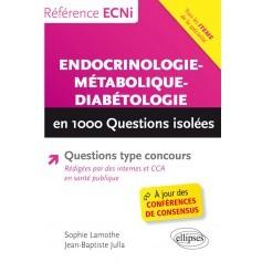 Endocrinologie métabolique, diabétologie