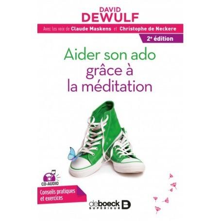 Aider son ado grâce à la méditation