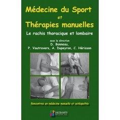Médecine du sport et thérapies manuelles : le rachis thoracique et lombaire