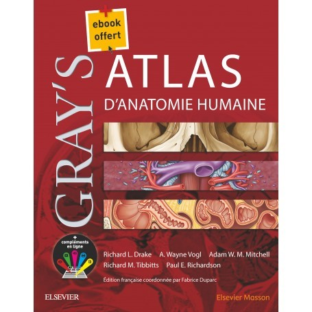 Traité d'anatomie Gray's