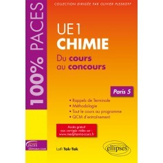 Chimie UE1 - Paris 5