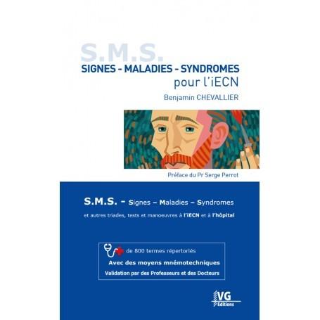 Signes, maladies, syndromes pour l'iECN