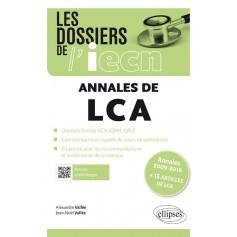 Annales de LCA