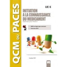 Initiation à la connaissance du médicament UE6 - Paris 6
