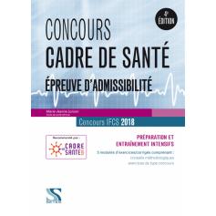 Concours cadre de santé : épreuve d'admissibilité