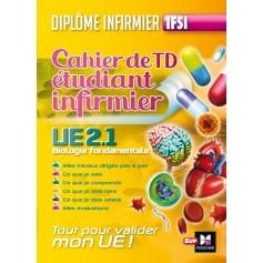 Cahier de TD UE 2.1