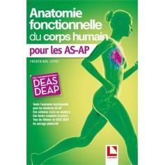 Anatomie fonctionnelle du corps humain pour les AS/AP