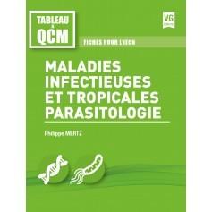 Maladies infectieuses et tropicales, parasitologie