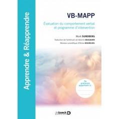VB-MAPP : recharge de 10 protocoles