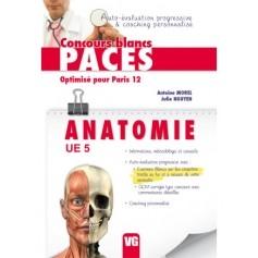 Anatomie UE5 - Paris 12