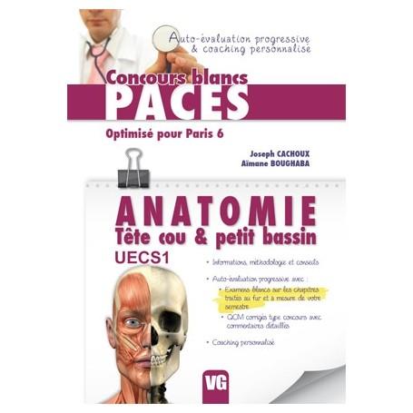 Anatomie UECS1 - Paris 6