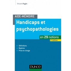 Handicaps et psychopathologies en 29 notions