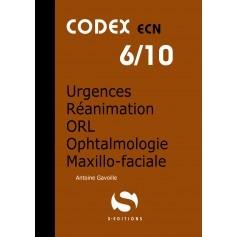 Urgences, réanimation, ORL, ophtalmologie, maxillo-faciale