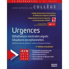 Urgences, défaillances viscérales aiguës, situations exceptionnelles