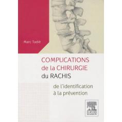 Complications de la chirurgie du rachis