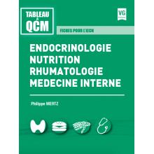 Endocrinologie, nutrition, rhumatologie, médecine interne
