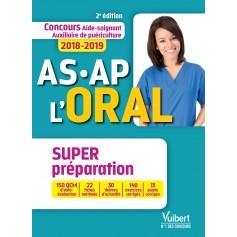 Concours AS/AP : l'oral