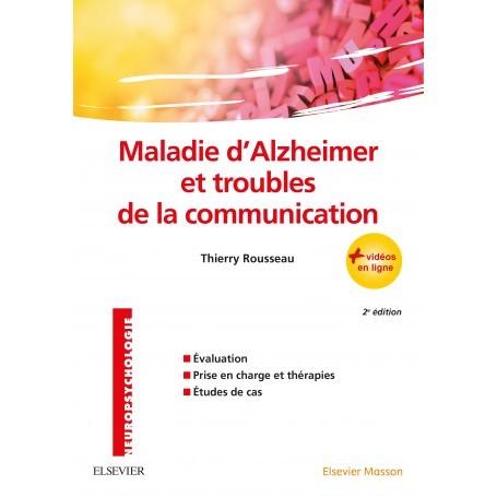 Maladie d'Alzheimmer et troubles de la communication