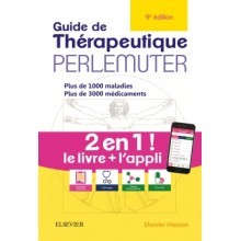 Guide de thérapeutique 2018 + application