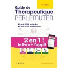 Guide de thérapeutique + application
