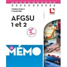 Mémo AFGSU 1 & 2
