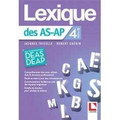 Lexique des AS-AP