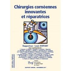 Chirurgie cornéennes innovantes et réparatices