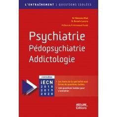 Psychiatrie, pédopsychiatrie, addictologie