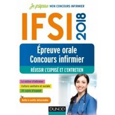 IFSI 2018 : épreuve orale