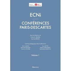 ECNi : conférences Paris Descartes, volume 1
