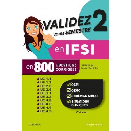 Validez votre semestre 2 en IFSI