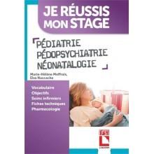 Pédiatrie, pédospychiatrie, néonatalogie