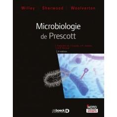 Microbiologie de Prescott