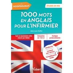 1000 mots en anglais pour l'infirmier