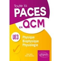 Physique, biophysique, physiologie UE3