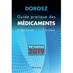 Dorosz 2019 : guide pratique des médicaments