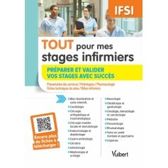 Tout pour mes stages infirmiers
