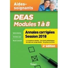 DEAS : modules 1 à 8