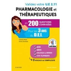 Validez votre UE 2.11 pharmacologie & thérapeutiques