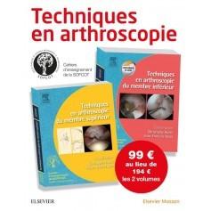 Techniques en arthroscopie