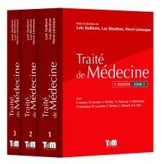 Traité de médecine - Pack 3 tomes