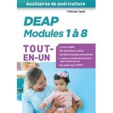 DEAP : modules 1 à 8 - Tout-en-un