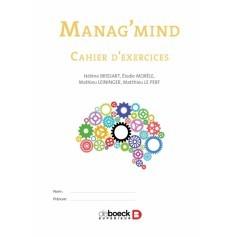 Manag'mind : cahier d'exercices