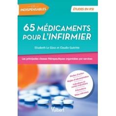 65 médicaments pour l'infirmier