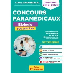 Biologie : 500 exercices