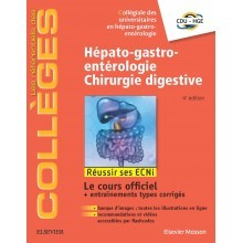 Hépato-gastro-entérologie, chirurgie digestive