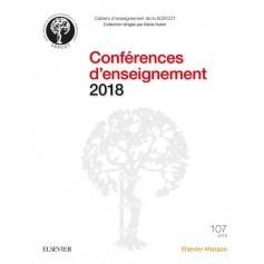 Conférences d'enseignement 2018