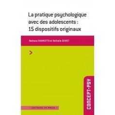 La pratique psychologique avec les adolescents
