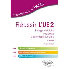 UE 2 - Biologie cellulaire, histologie, embryologie