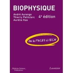 UE 3.2 - Biophysique, physiologie